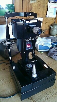 Used American Optical AO Non Contact Tonometer II Optician Ophthalmic (2 of 2)