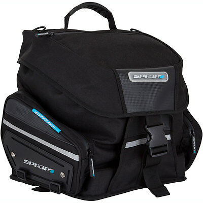 Motorcycle Spada High Capacity Rear Bag Tail Pack - 55 Litres UK Seller