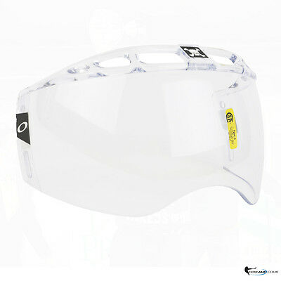 NEW-OAKLEY-VR910-Clear-Visor-AVIATOR