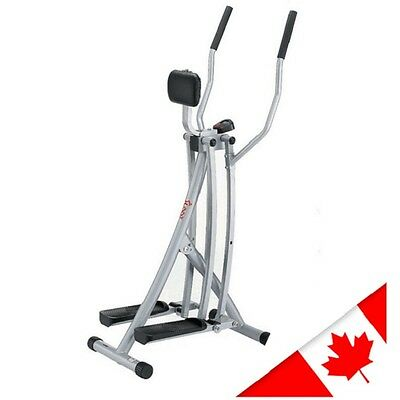 Sunny Health & Fitness Air Walk Trainer Glider Exercise Workout Cardio Home Gym