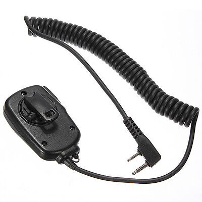 07S8 Two-way Handheld Speaker Mic Microphone for BaoFeng UV-5R/5RA/5RB 666S 888