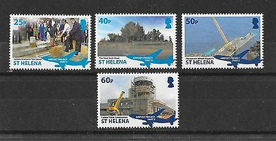 St Helena 2016 Airport Project Pt 2 MNH