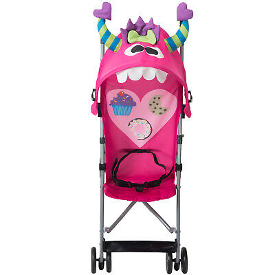 Cosco Character Umbrella Stroller with Compact & Lightweight Frame, 3D Critters