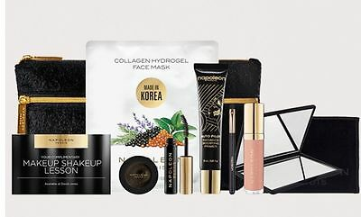 Napoleon Perdis #GETGOING 8-piece Giftset (includes Radiance-Boosting Primer)NEW