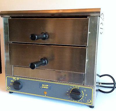 Equipex SODIR Snack Toaster Model BAR-206 Dual Rack Oven PRICE REDUCED