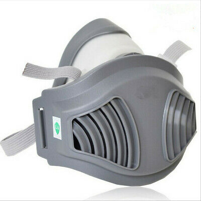 NEW 3M 1211 Gas mask Half Face Spray Painting Protection Respirator Anti-Dust