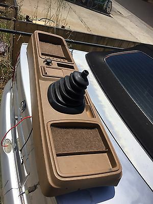 Ford Xd Xe Xf Falcon Ute Console To Suit Manual With Boot
