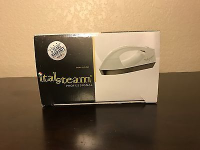 Italsteam Professional Light Weight Travel Steam Iron Missing Cord