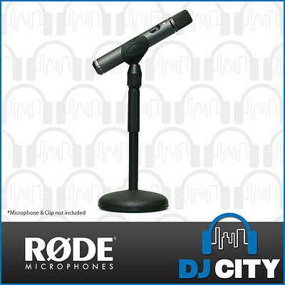 Rode DS1 Compact Desktop Microphone Stand w/ Cast Iron Base