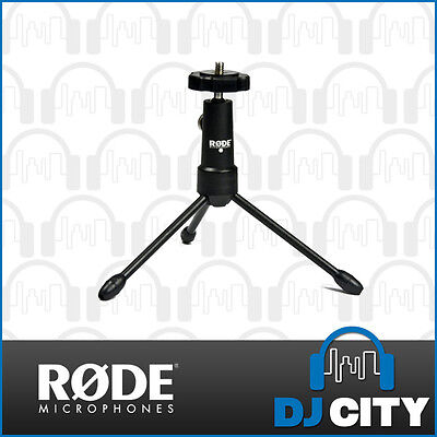 RODE Tripod Adjustable Desk Top Studio Microphone Stand