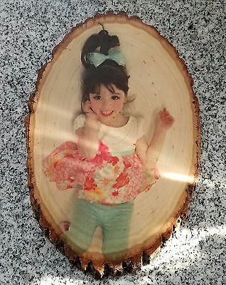 Personalized Wood Photo Transfer