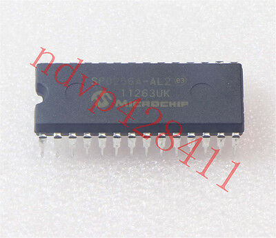 1Pcs Voice Synthesizer Ic Microchip Dip-28 Sp0256A-Al2 New