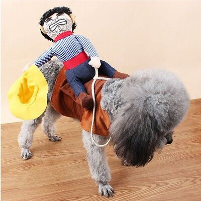 Small Pet Dog Winter Clothes Puppy Cat Warm Coat Costume Apparel Christmas