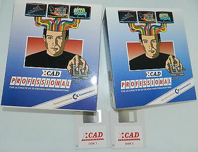 Commodore:  X Cad Professional   Ovp