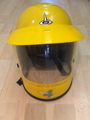 Vintage COLLECTABLE Stadium Project 6 Helmet Size 3