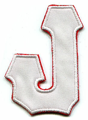 """Jacksonville Red Caps Negro League Baseball 3.5"""" Team Patch"""