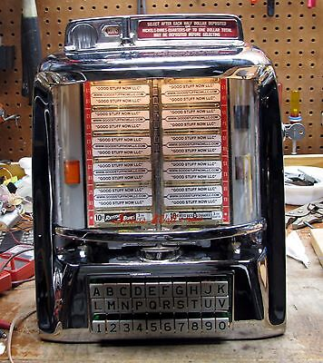 Seeburg Jukebox Wallbox 3Wa-200-Hd Restored – Stock #5118