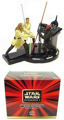 "Star Wars Episode 1 ""Duel Of The Fates"" Didrama Collectible Figurine by Applause"