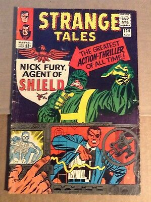 Strange Tales 29 Book Lot Nick Fury High Grade