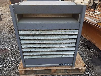 Lot of 4 Sterling Radiators Gas Unit Heaters Shop Heaters 115 VAC