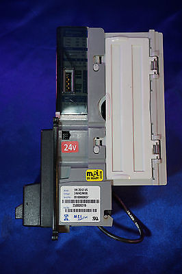 MEI Mars VN2512 U5 Refurbished $1 & $5 Bill Validator Acceptor New Belts Decals
