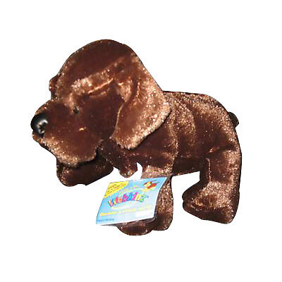 Webkinz Chocolate Lab VHTF Retired HM138 New w/Sealed Unused Code Free Ship