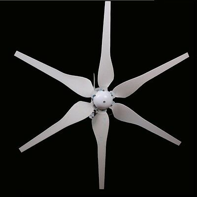 Wind Turbine Generator 300W Dc12V Powerful Wind Energy Hyacinth Driven Brand New