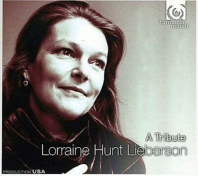 Tribute - Hunt Lieberson (2011, CD NEU)2 DISC SET