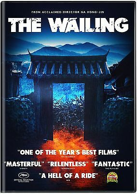 The wailing format dvd cad picclick ca for Inside unrated
