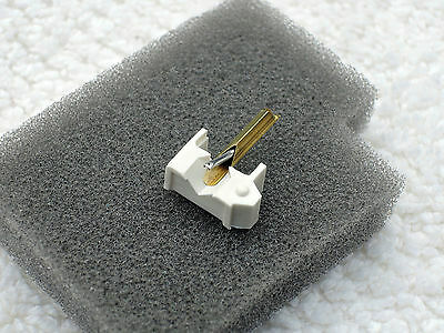 STYLUS for SHURE M44 M44-7 CARTRIDGE - CONICAL - also M55E replaces N44-7 NEEDLE