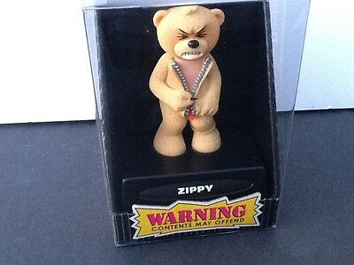 ☆ Bad Taste Bears ☆ Zippy ☆ WARNING CONTENTS MAY OFFEND ☆ New in Package ☆