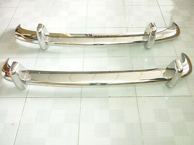 stainless steel bumper for VW TYPE 3 63-69