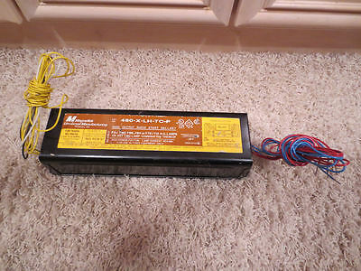 Flashing Arrow Sign Ballast, New but Older Inventory