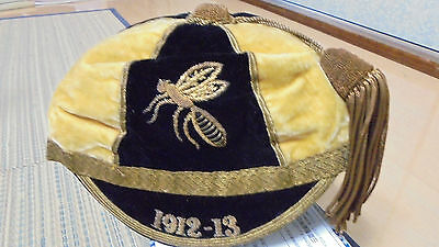 Wasps Rugby Honours Cap 1912-13