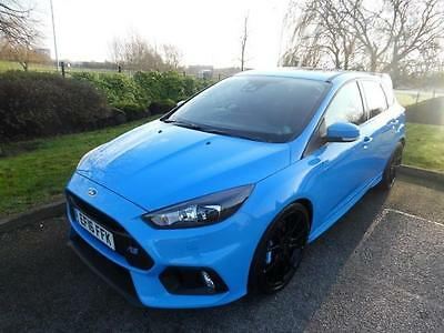 2016 Ford Focus Rs 2.3 EcoBoost 5dr Petrol Manual