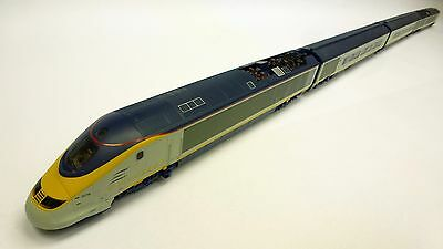 Customized Hornby OO Scale, Eurostar, 4 pcs set, DC or DCC+Sound