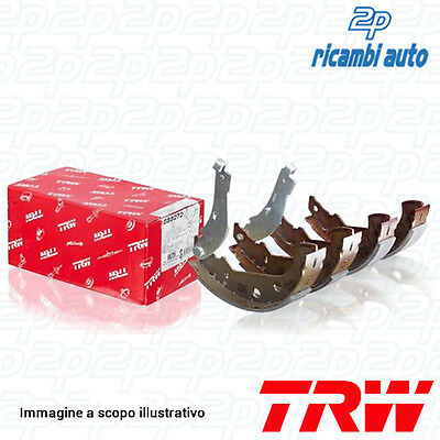1x Kit ganasce freno Assale posteriore TRW GS8319 RENAULT 4 Station wagon LE CAR
