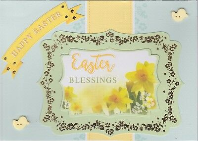Easter Handmade Cards - Religious and Traditional Greetings, Bunnies, Eggs, Cute