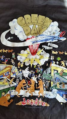 GREEN DAY 1994 Dookie vintage licensed concert tour shirt RARE Brand New XXL