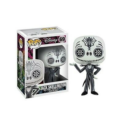Figurine NBX - Jack Day of The Dead Pop 10cm