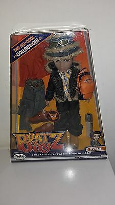 BRATZ BOYZ: DYLAN Bambola the nu-cool collection, GiG 2003 NUOVA Doll (Cod. B60)