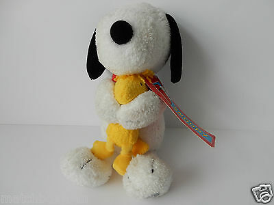 Vintage Snoopy Collectable Soft Toy Post 1979 29 Cm Original Label Bw15416/6