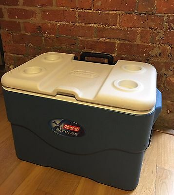 COLEMAN - X-Large - 86 Litre Capacity - Extreme Wheeled 5-day Cooler - Cool Box