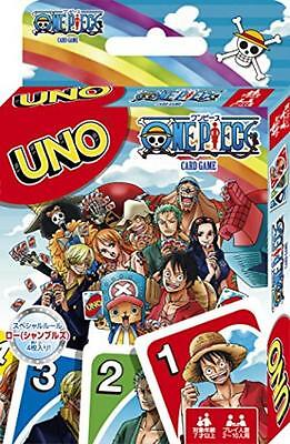 Ensky UNO Playing Cards Game Japanese Anime ONE PIECE