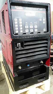 Lincoln Electric Power Wave 450 MIG TIG MMA Stick