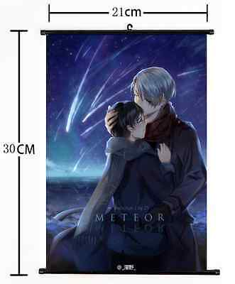 Anime Yuri!!! on Ice Nikiforov Victor  Scroll Home Decor cosplay 1136