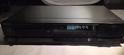 Vintage Technics SL-P520 CD Player Tested Working No Remote