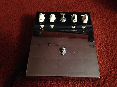 Very Rare Matchless Vibro Box Tube Tremolo Preamp Guitar Amp Effect Pedal