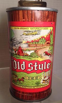 Old Style Beer Table top Lighter kitschy ,vintage, retro , advertising