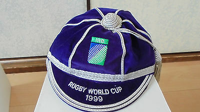 Rugby World Cup 1999 Presentation Cap